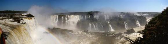 Panorâmica das Cataratas do Iguacu (BlogTurFoz)