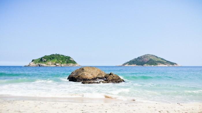 Praia do Abricó - Nudismo no Rio de Janeiro