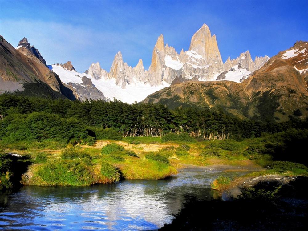 Turismo De Aventura No Chile Trilhas E Aventuras