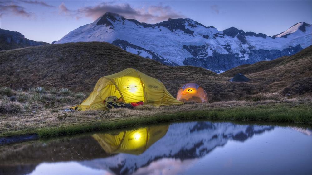 208dcef8c Aprenda a escolher a melhor barraca de camping - Trilhas e Aventuras