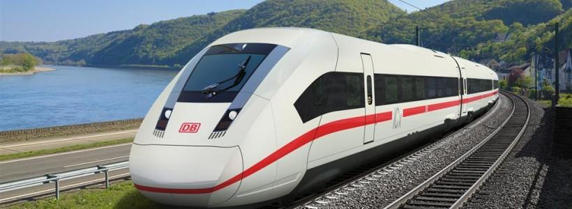 Conheça a Europa de Trem