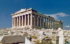 A Grécia Antiga impressiona com sua incrível arquitetura