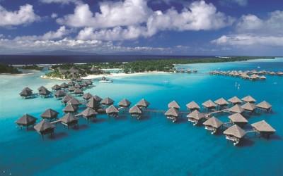 Bora Bora é tudo isso e muito mais