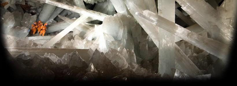 Naica, a caverna dos cristais gigantes no México