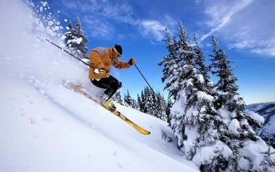Estações de ski são diversão garantida