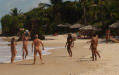 Nudismo em Tambaba