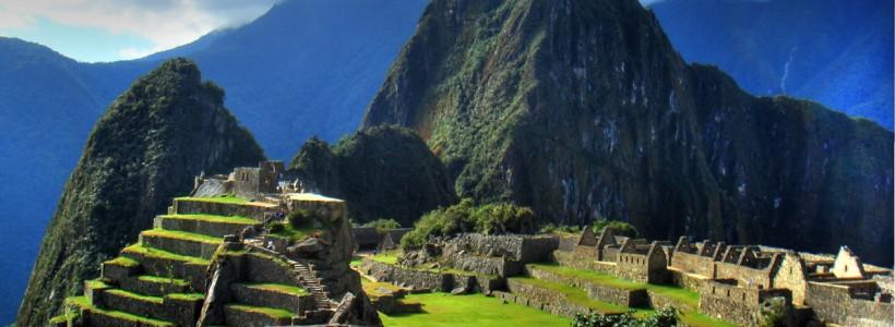 Machu Picchu é o queridinho dos turistas que visitam o Peru