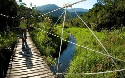 Aventura na Reserva Natural Salto Morato