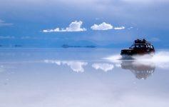 Salar de Uyuni: o maior do mundo fica na Bolívia
