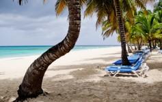 Ilha Saona, na República Dominicana