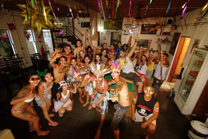 Tribo Hostel - Ubatuba - HI Hostel Brasil