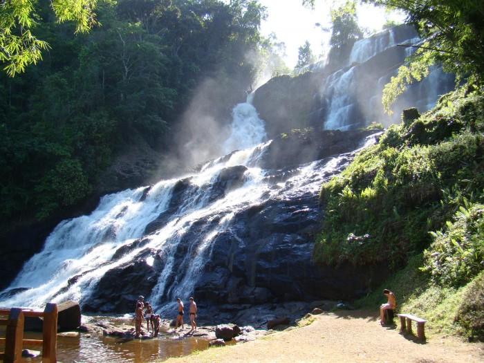 Cachoeira Pancada Grande em Ituberá - Foto: Maurício Oliveira