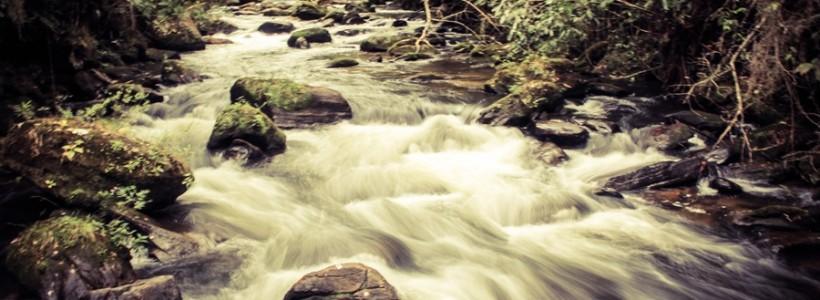Rio da Trilha do Ouro