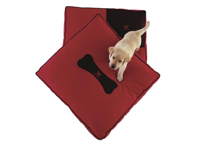 W Hotels Dog Bed