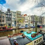 Amsterdam por Robson Franzoi