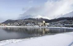 Do calor de Natal ao inverno gelado de Ushuaia - Foto: Mario Barros