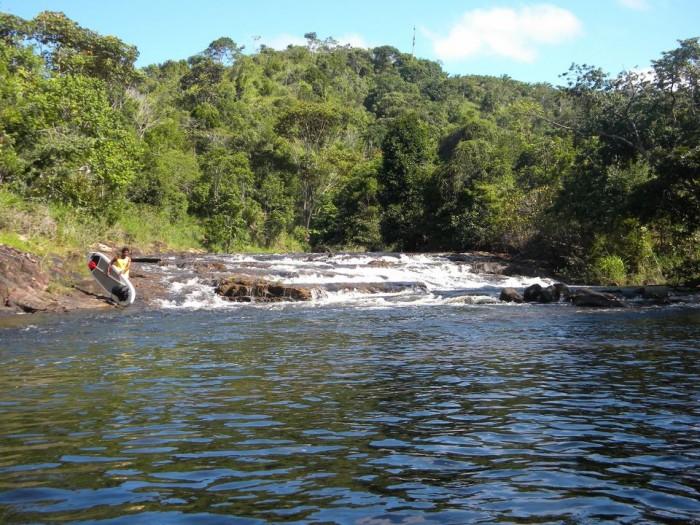 SUP Rafting em Itacaré 1
