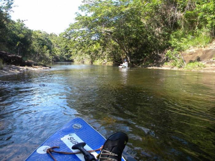SUP Rafting em Itacaré 2