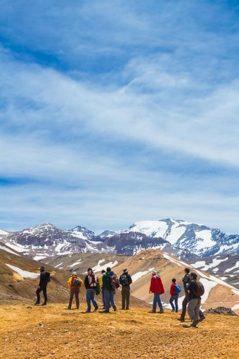 Valle Nevado Verão 04