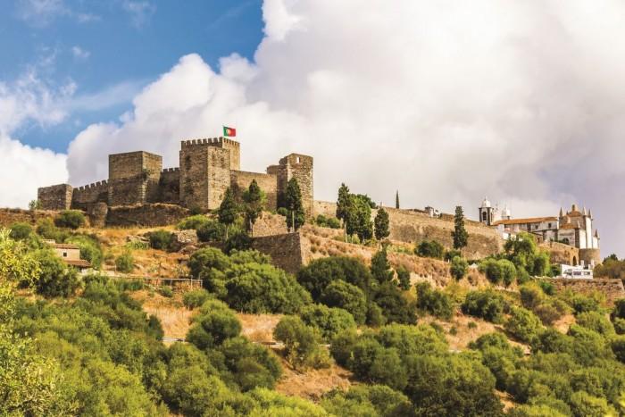 Alentejo 2 - Prazeres do Baco -Castelo de Reguengos de Monsaraz 1