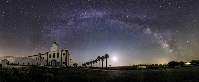 Alentejo 4 - Observar Estrelas -Monsaraz - Convento e Via Lactea