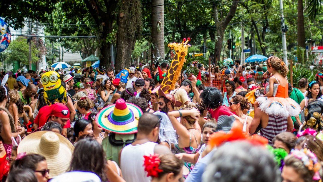 Agenda dos Blocos de Rua do Carnaval no Rio de Janeiro em 2017 - Trilhas e  Aventuras
