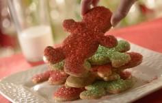 Receita da Disney do Gingerbread Cookies