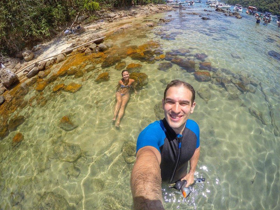 Conheça a Praia do Engenho em São Sebastião, SP