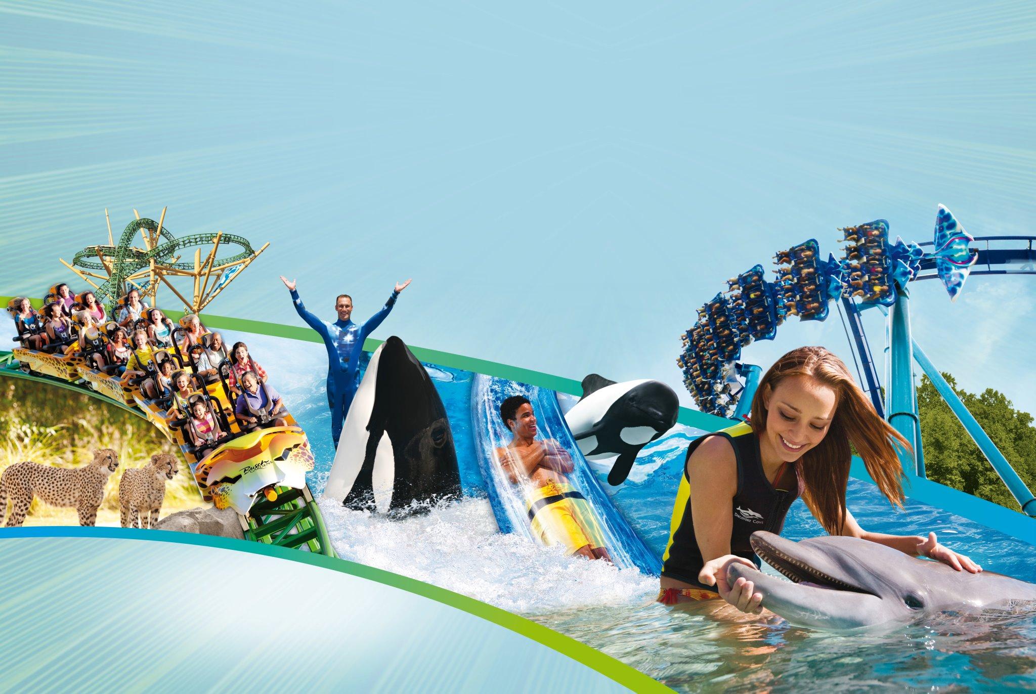 SeaWorld Orlando anuncia agenda de eventos e festivais para 2015