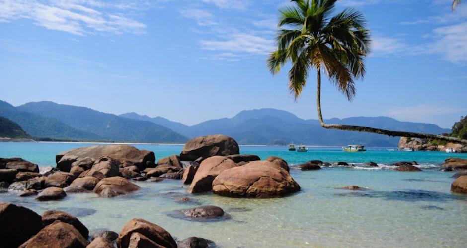 Praia do Aventureiro em Ilha Grande - Bruno Costa