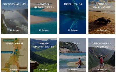 Revistas de Viagem Flipboard