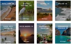Revistas de Viagem no App do Flipboard