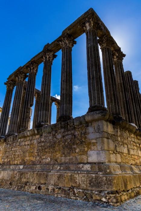 1 - Templo Romano 4