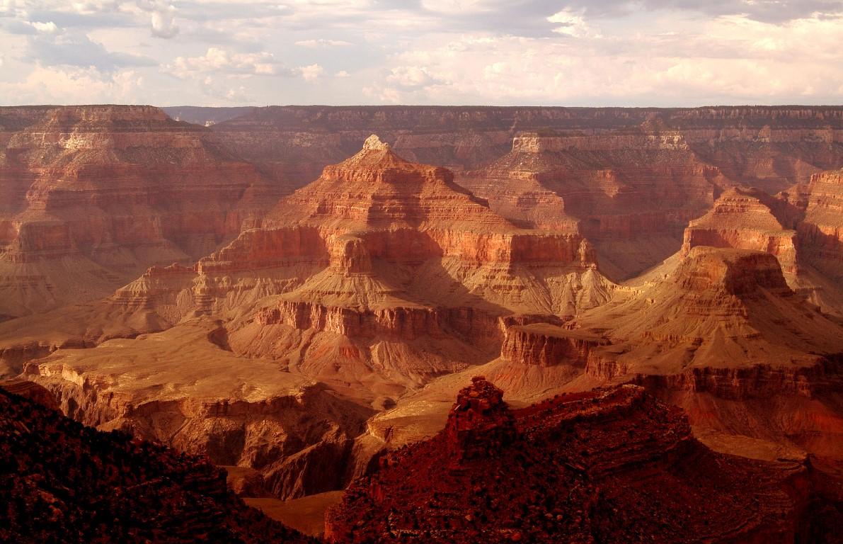 Grand Canyon – uma das sete maravilhas naturais do mundo