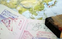 Visto no Passaporte - Foto: pt.dreamstime.com