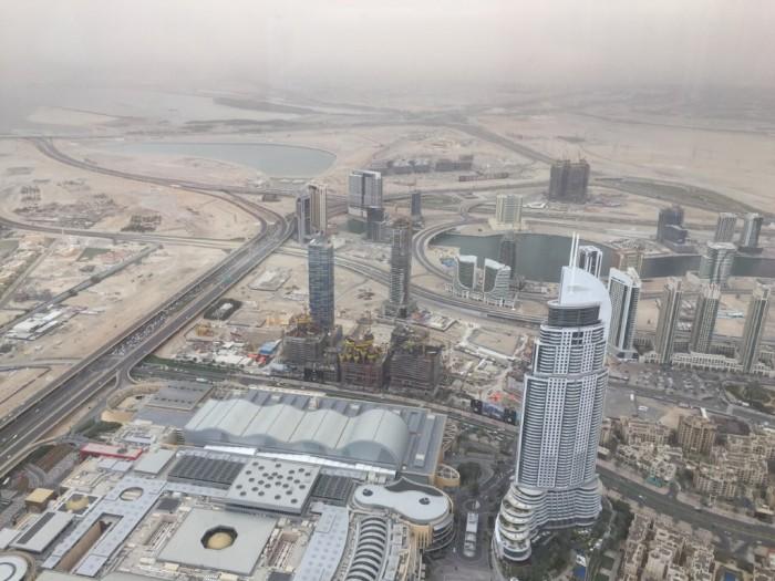 Alto do Burj Khalifa