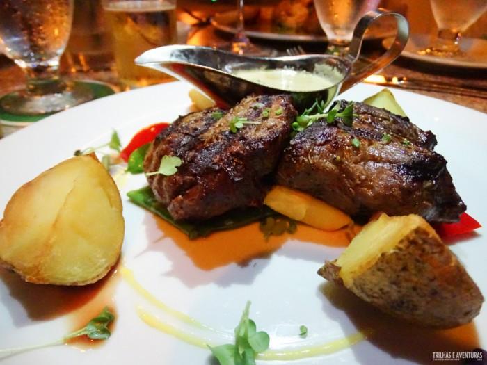 Restaurante Hadicurari Pier Aruba-8