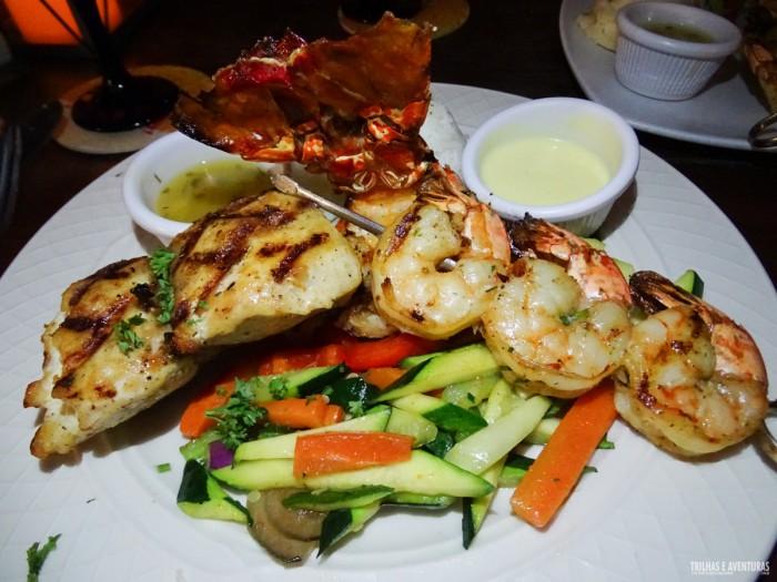 Restaurante Pinchos Grill Bar Aruba-8