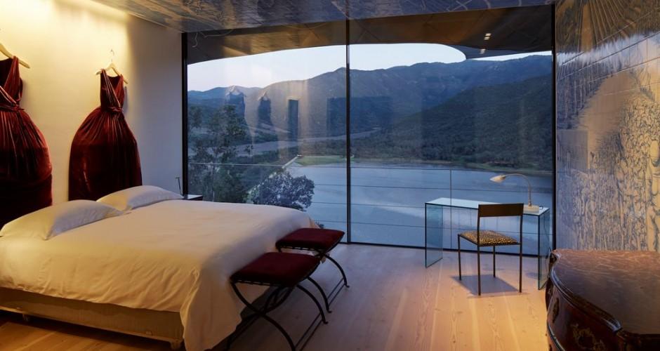 Vina Vik - Azulejo Suite - Hotel de Luxo no Chile