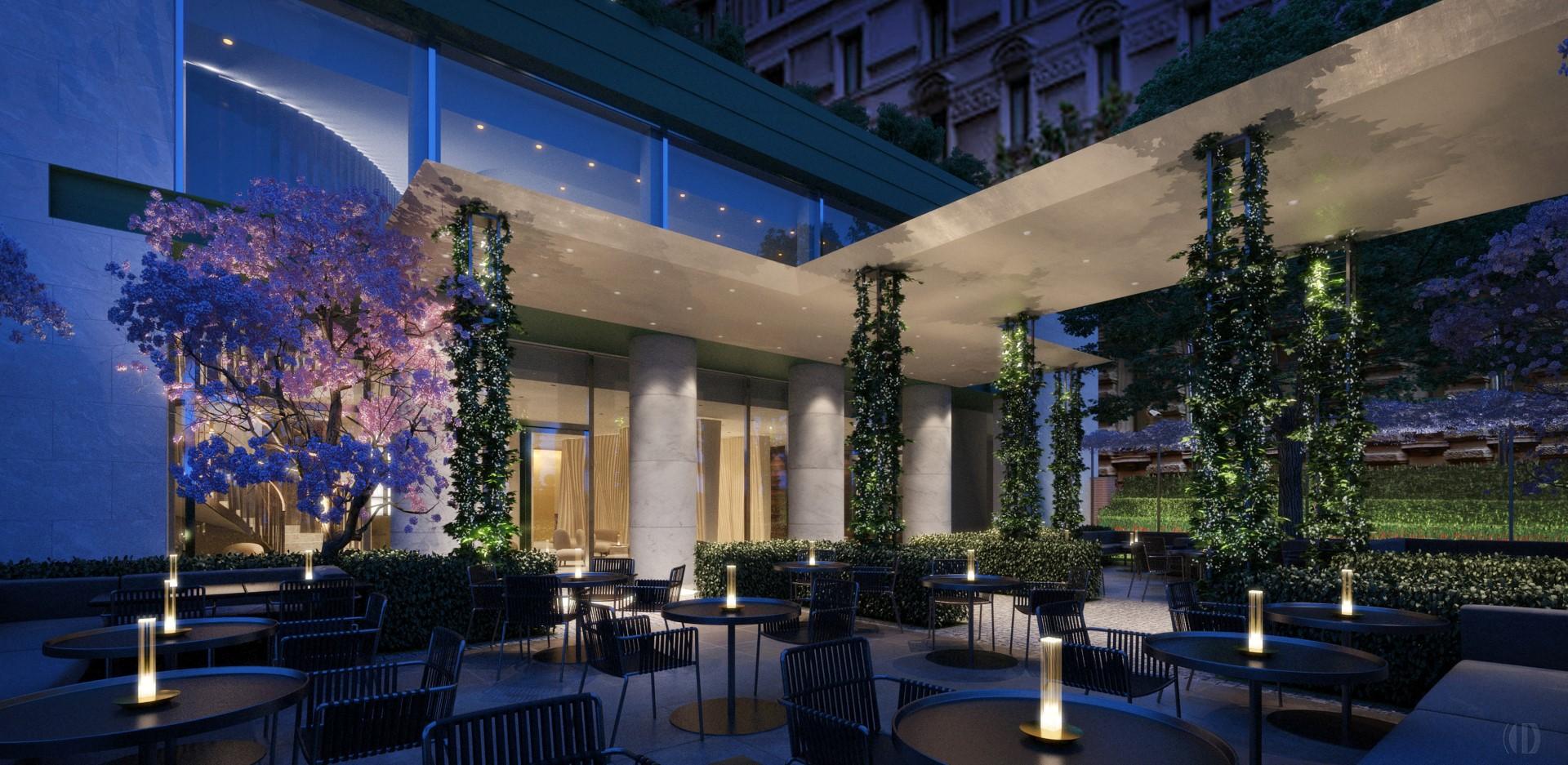 ME Milan Il Duca: Novo hotel de luxo em Milão