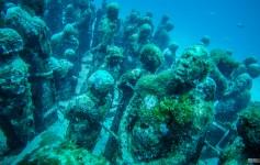 MUSA, o Museu Subaquático de Arte em Isla Mujeres