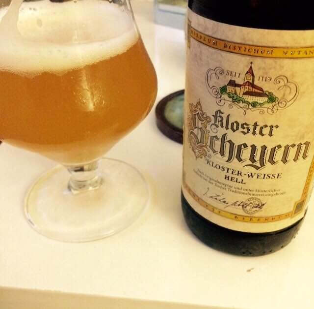 Kloster Weisse Hell – Uma cerveja com o sabor da Alemanha
