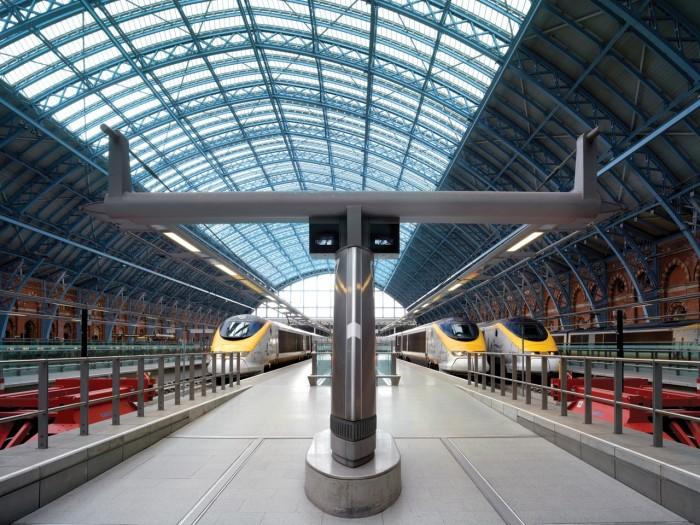 Estacao Saint Pancras International_Londres_Credito Rail Europe