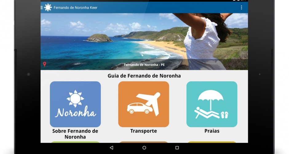 Guia Noronha: Novo APP de Fernando de Noronha para celular