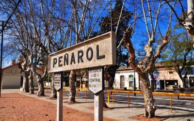 Passeio de trem de Montevidéu a Peñarol, no Uruguai