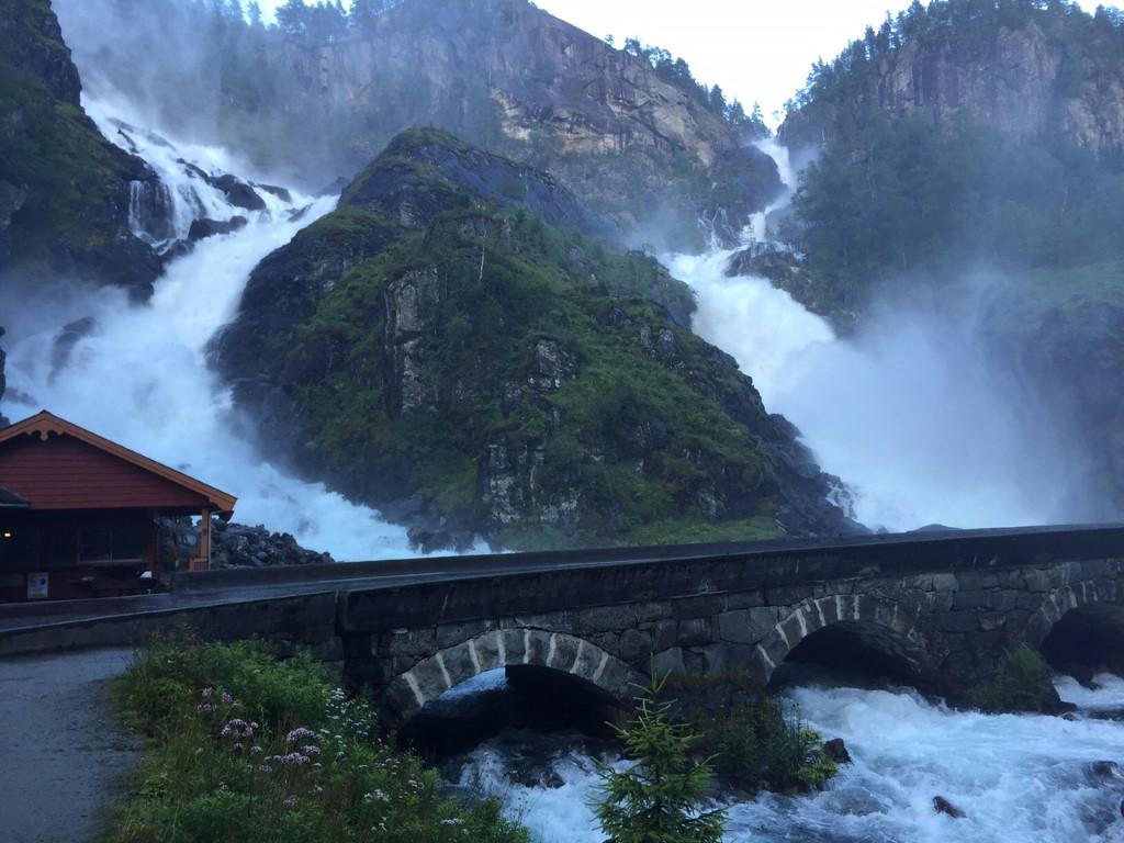 tres vías Noruega