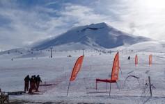 Estação de Esqui - Corralco no Chile