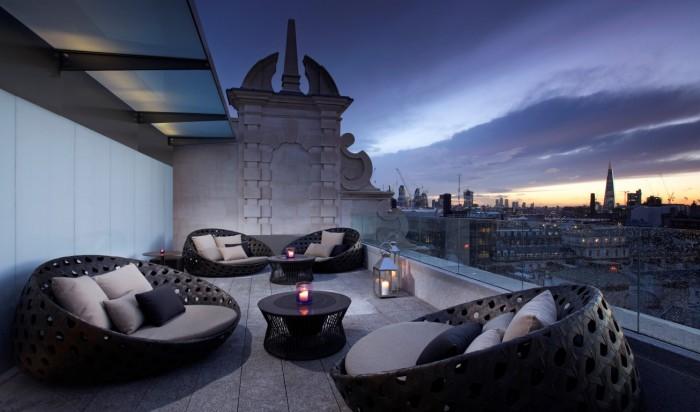 Radio Rooftop Bar – ME London