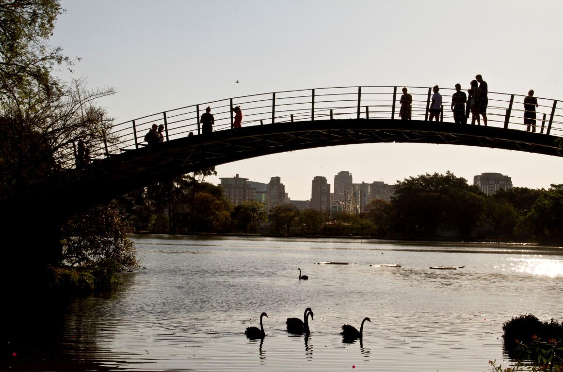 Parque do Ibirapuera é o melhor parque urbano do planeta