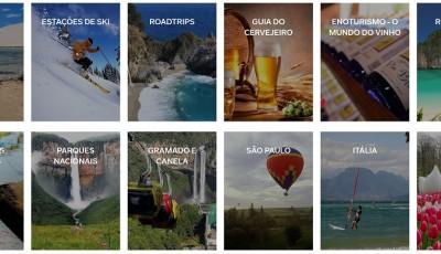 Revistas de Viagem Grátis no Flipboard